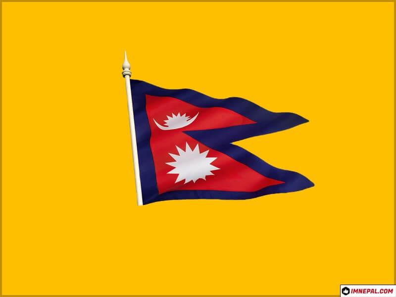 Nepal Flag Images