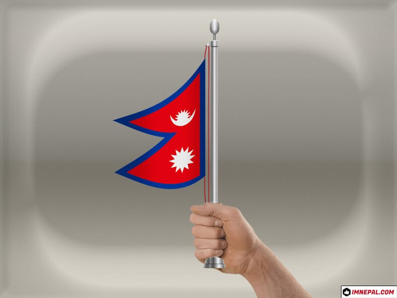 Nepal Flag Pictures