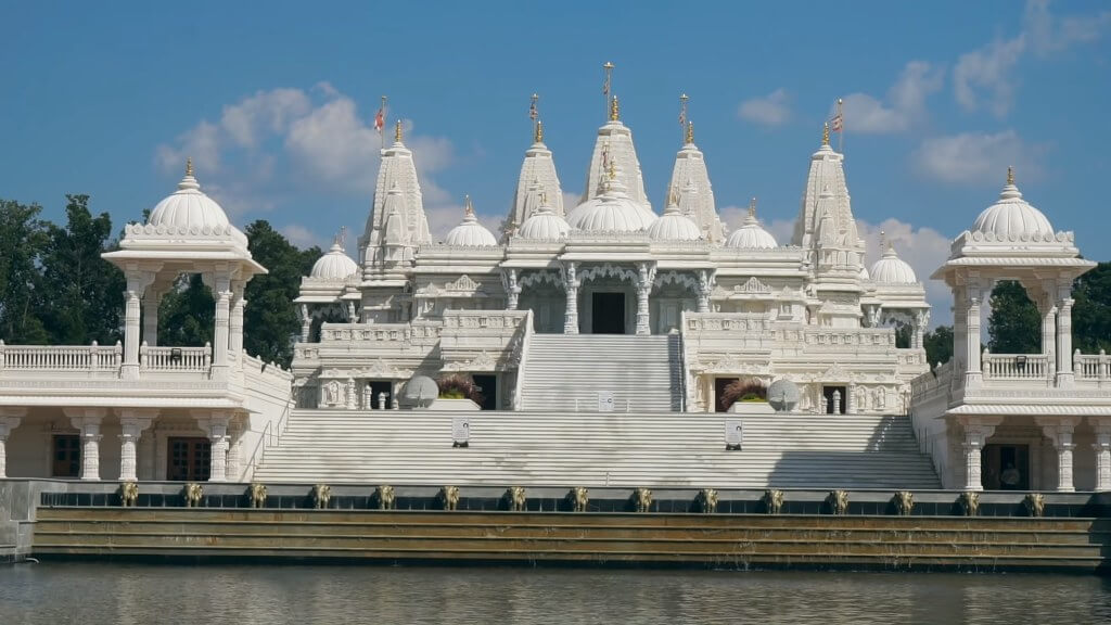 BAPS Shri Swaminarayan Mandir, Atlanta, Georgia, USA