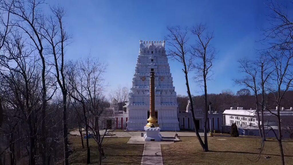 Hindu Temple of Greater Chicago, USA
