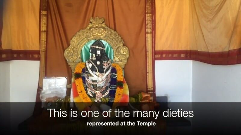 Malibu Hindu Temple, California, America