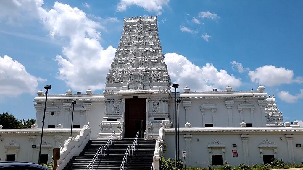 Shiva Vishnu Temple, South Florida, USA