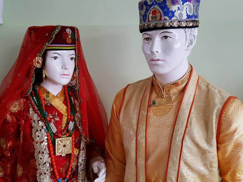 Tamang wedding Dress For Female & male