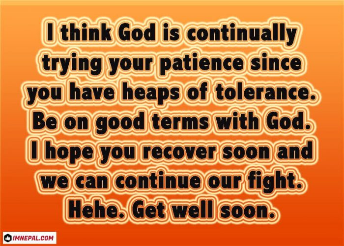 Best wishes for coronavirus patients Messages Of Hope During Difficult Times