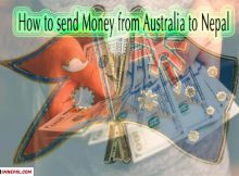 Send Money from Australia to Nepal