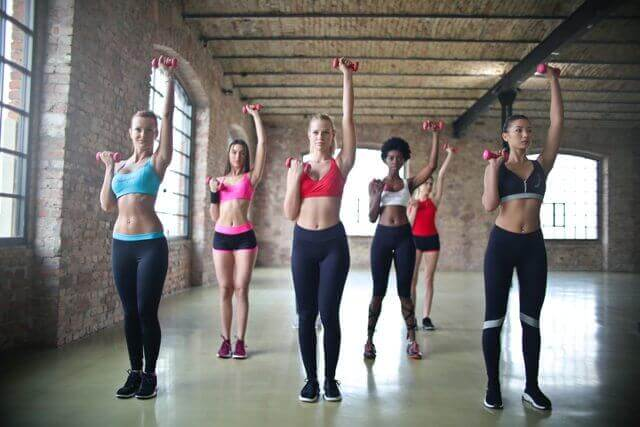 exercise girls