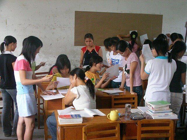 class teacher image