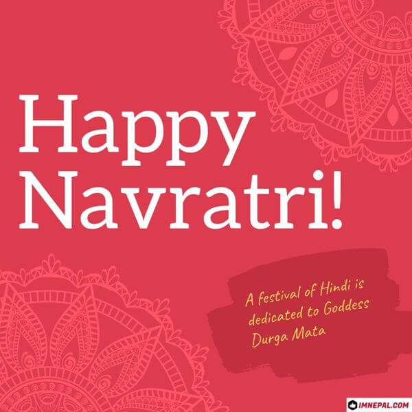 Navratri Is The Hindu Festive Season of Love & Devotion
