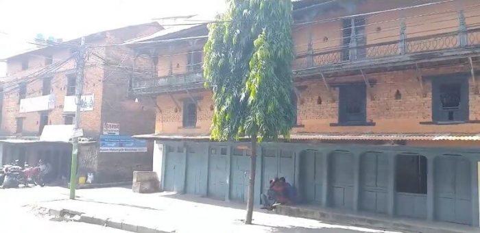 Old Pokhara Bazar Nepal