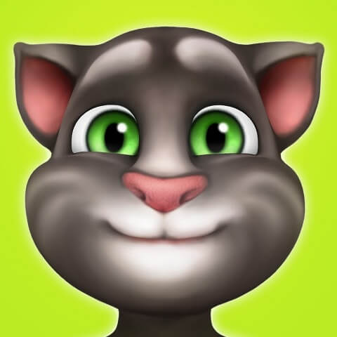 Talking tom game best games for housewives