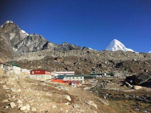 Lobuche Nepal