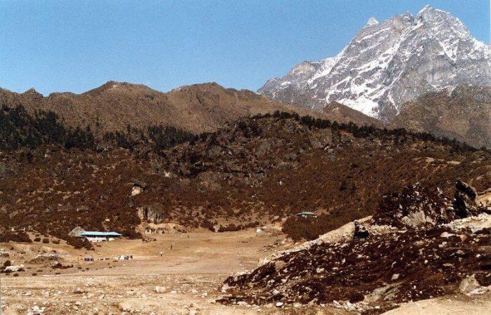 Syangboche Airport Nepal Image
