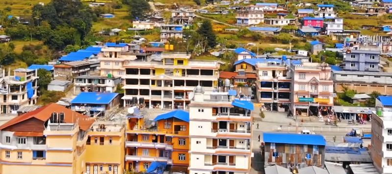 Which place is known as Switzerland of Nepal?