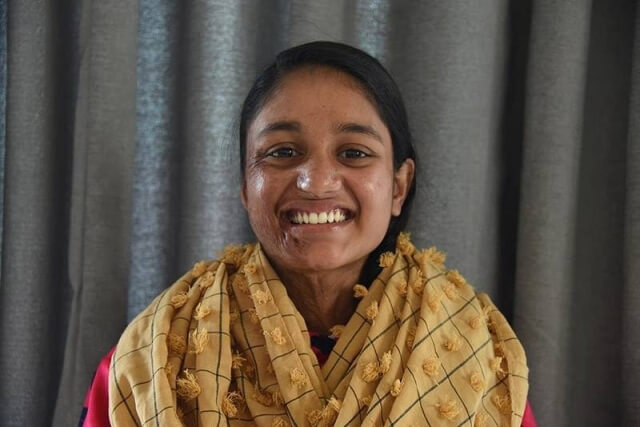 2021 International Women of Courage Award Goes To Muskan Khatun From Nepal