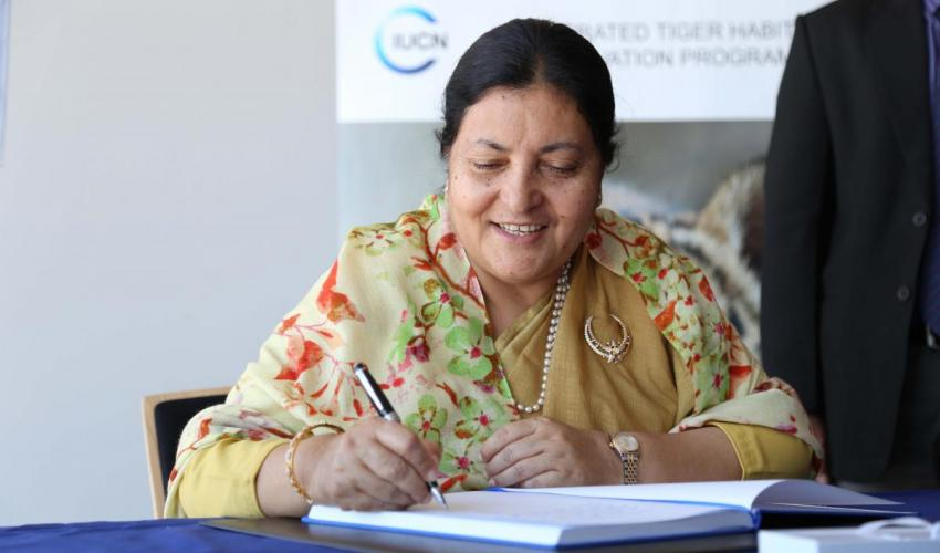 President Bidya Devi Bhandari has convened the first session of the House of Representatives on March 7