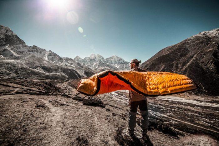 Sleeping Bag for a Trek in Nepal