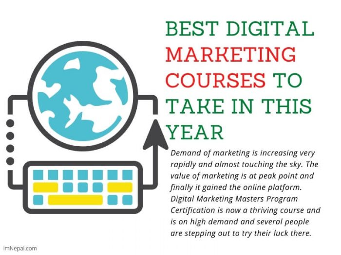 Best Digital Marketing Courses to Take