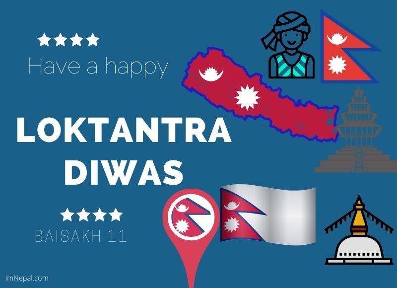 How Many Days Until Loktantra Diwas in Nepal? Loktantra Diwas Countdown