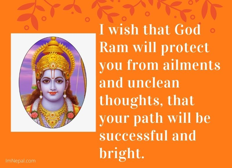 75 Happy Ram Navami Status & Wishes in English For Your Beloved One