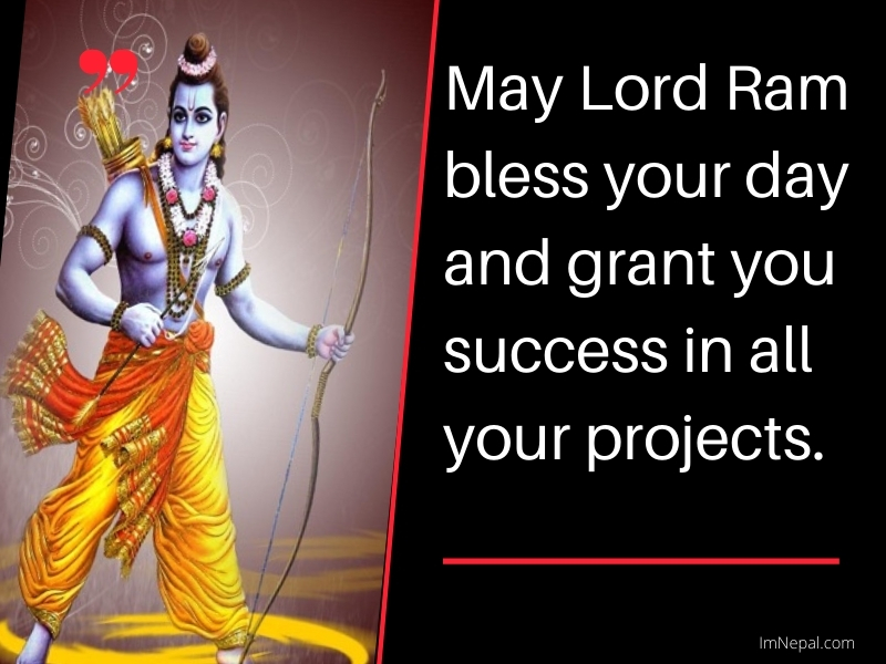Happy Ram Navami Messages In English For This Year 2021
