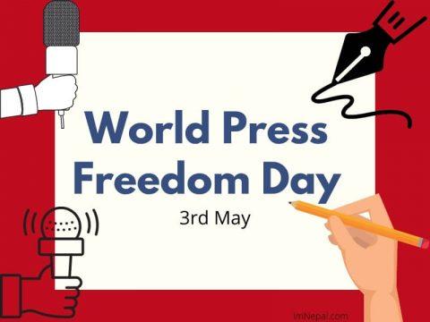 How Many Days Until World Press Freedom Day World Press Freedom Day Countdown Image
