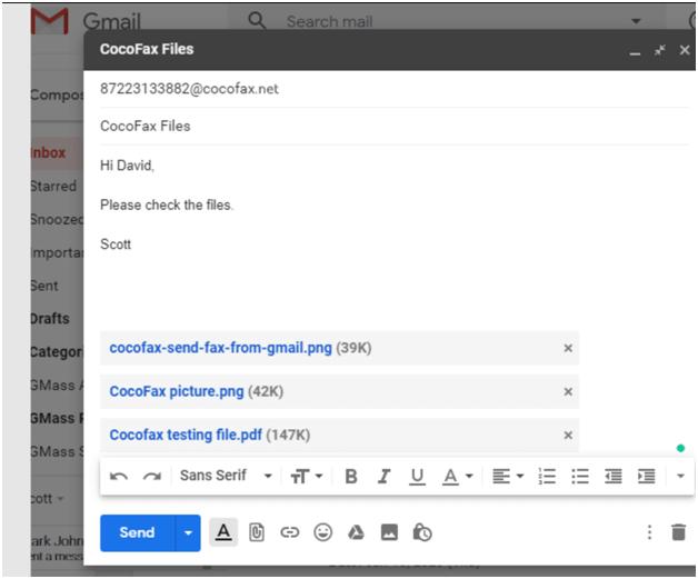 cocofax gmail