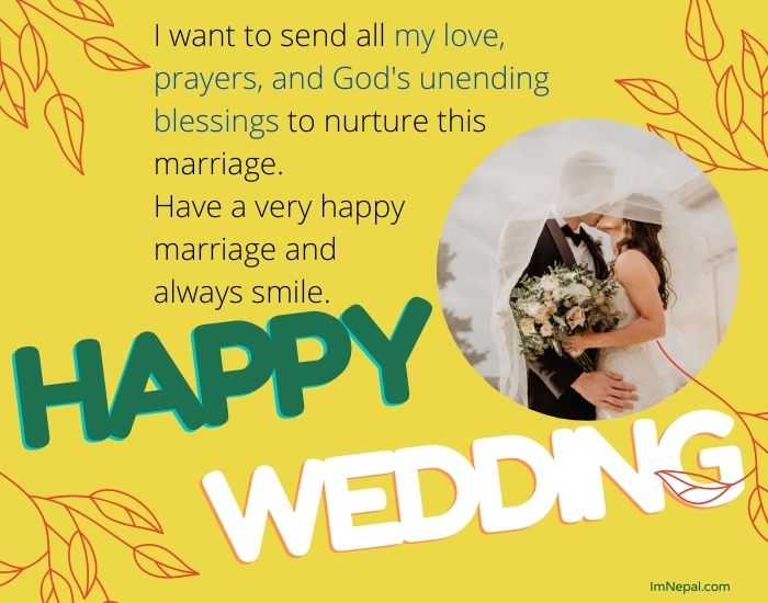 45 Happy Wedding Wishes and Congratulations Messages for Facebook Friends