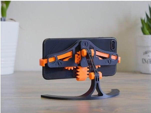 Mechanical Quick Grab Release Phone Stand